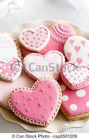 heart shaped cookies cookies heart shaped cookies with pink and white