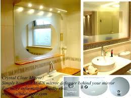 bathroom mirror defogger best way to defog bathroom mirror defogger ideas demister spray