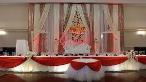 wedding backdrop mississauga wedding decor toronto markham mississauga scarborough
