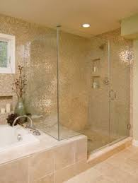 bathroom shower and tub ideas shared shower tub setup i want to try to eliminate the glass