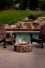How To Make A Gas Fire Pit by Petra Gas Fire Pit Walmart Com