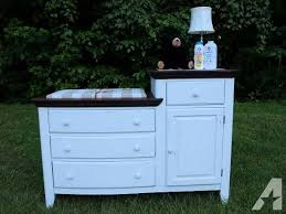 Bassett Changing Table Beautiful Bassett Custom Changing Table Dresser For Sale In