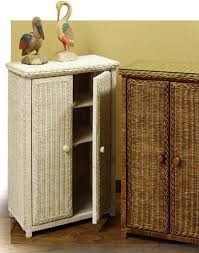 Rattan Bathroom Furniture Wicker Bathroom Cabinet Simpletask Club