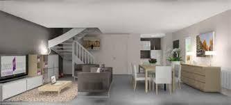 salon cuisine 30m2 salle a manger 30m2 3 indogate decoration salon cuisine