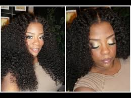 short hairstyles with closures installing my yummy curly hair with a closure youtube