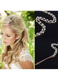 hair ornaments buy discount in stock simple hair ornaments with pearls at