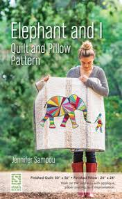 octagon shimmer quilt pattern by jennifer sampou