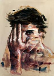 Looking For A Artist Saatchi Through The Looking Glass Painting By Davide Cambria