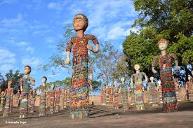 Nek Chand Rock Garden Nek Chand S Rock Garden Chandigarh Places To Visit In Chandigarh