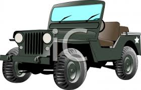 jeep christmas stocking realistic military jeep clip art royalty free clipart illustration