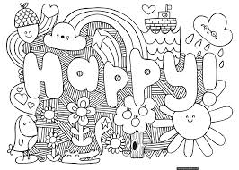coloring pages with patterns eson me