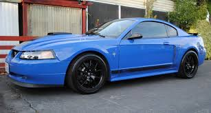 Black Rims On Mustang Ebay Flat Black Rims For A 2003 Mustang Fr500 Style Wheels And