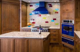 Kitchen Cabinets Des Moines Ia Custom White Oak Woodworking Completes A Colorful Craftsman