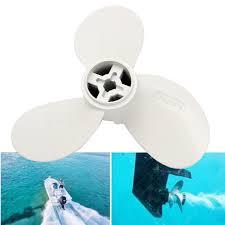 au boat propeller marine engine outboard motor aluminum for yamaha