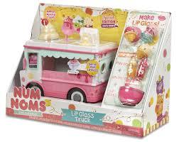 amazon com num noms lipgloss truck craft kit toys u0026 games