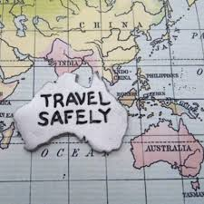 Australia travel safe token