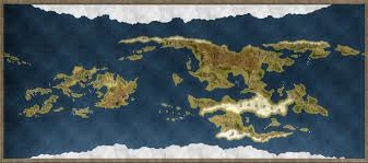 Fantasy World Map by Profantasy Community Forum World Map 13th Age