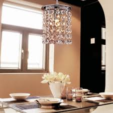 lightinthebox 40w modern crystal pendant light simple style modern