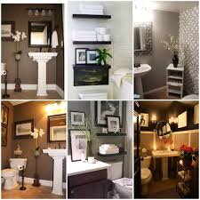 Bathrooms Decorating Ideas by Decorating With One Pink Chic Went Shopping And Redone My Bathroom