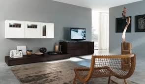 Ideas On How To Integrate A TV In The Living Room Freshomecom - Simple living rooms designs