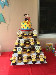 Best 25 Curious George Cupcakes Ideas On Pinterest Sock Monkey