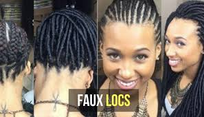 best hair for faux locs all you need to know about installing faux locs on your natural hair