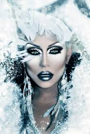 Nina Flowers Drag Queen - love nina flowers and love this makeup make up u0026 hair