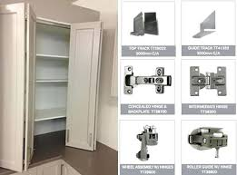 Bifold Closet Door Hinges Bifold Cabinet Door Hinges Kitchen Bathroom Easy Reach Hinge C