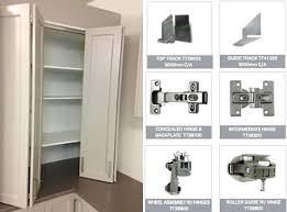 bifold cabinet door hinges kitchen bathroom easy reach hinge c Bifold Closet Door Hinges