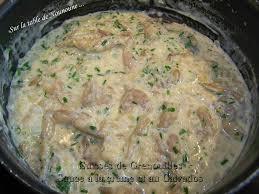 cuisiner cuisse de grenouille cuisses de grenouilles sauce à la crème et au calvados sur la