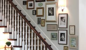 decor stair wall decor awesome ideas for decorating staircase