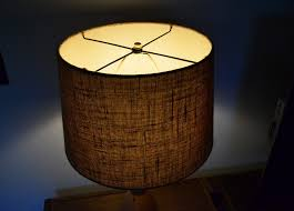 wood table modern wood turned mid century modern table lamp hourglass natural