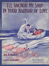 Sheet Music Covers by Harbor Of Love 1915 U2013 Free Printable Sheet Music U2013 Wings Of Whimsy