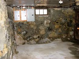 how to repair basement wall cracks block and fieldstone foundation wall repair foundation
