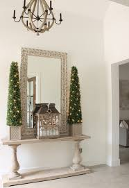 rustic glam home decor christmas entry decor modern farmhouse simple style and industrial