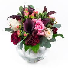 sams club wedding flowers marsala enchanted wedding collection centerpieces 6 pc