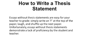 how to write a theme paper what is a thesis statement ppt video online download 2 how to