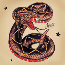 57 traditional snake tattoos collection