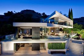 modern house california world of architecture modern hollywood mansion openhouse by xten