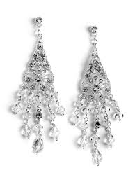 chandelier earrings radiance swarovski chandelier earrings bridal earrings