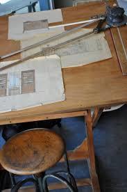 Vintage Drafting Tables For Sale by Velvet U0026 Linen Flea Market