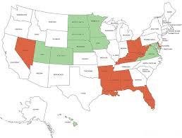 most beautiful us states most beautiful us states