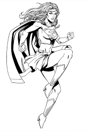 Batgirl Coloring Pages Meet Supergirl And Batman Rainpow Hagio Batgirl And Supergirl Coloring Pages Printable