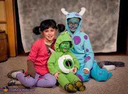 monsters costumes kids