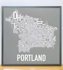 Portland Neighborhood Map Portland Neighborhood Map 18