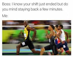 Funny Running Memes - 22 of the best smiling usain bolt memes smosh