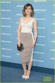 Kristen Bell by Kristen Bell Sophia Bush U0026 Taylor Kinney Do Promo At Nbc