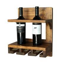 online get cheap wooden wall wine rack aliexpress com alibaba group