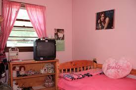 nice pattern bedding set bedroom design pink blue painting cabinet