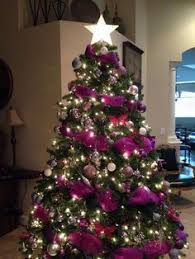 purple christmas tree purple tree for christmas purple christmas